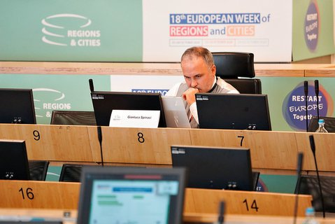 Localizing the European Green Deal