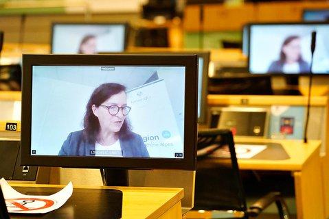 EUSALP and the European Green Deal